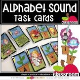 ALPHABET SOUNDS - SMARTY TASK CARDS