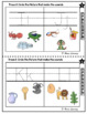 ALPHABET TRACING AND BEGINNING SOUNDS