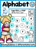 ALPHABET WORKSHEETS- letter tracing, recognition and identification