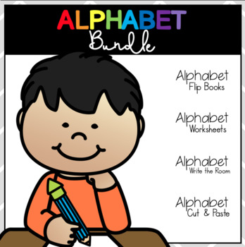 ALPHABET bundle!