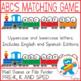 ABC activities. Alphabet Train