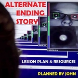 ALTERNATE ENDING STORY WRITING LESSON AND RESOURCES