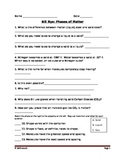 ALesson 06 bill Nye Phases of Matter Worksheet