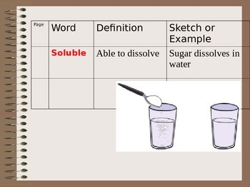 ALesson 11 Solubility Answers