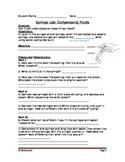 ALesson 13 Syringe Lab Compressing Fluids Worksheet