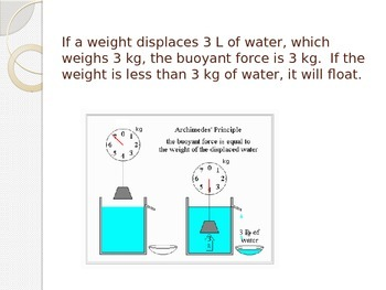 ALesson 17 Buoyancy Theory