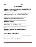 ALesson 18 Bill Nye Buoyancy Video Worksheet