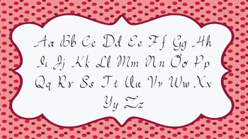 AM Fancy Font - Commercial Use