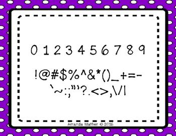 AM Finger Paint Font - Commercial Use