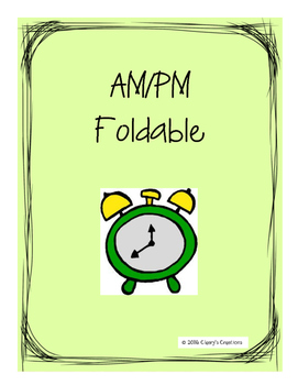 AM/PM Foldable