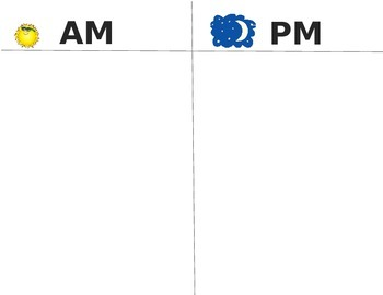 AM & PM Sort