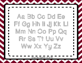 AM Stamps Font - Commercial Use