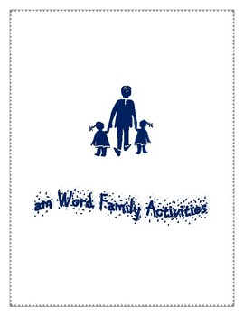 AM WORD FAMILY ACTIVITIES