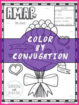 AMAR (color by conjugation)