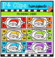 AMAZING 8 P4 CASH (P4 Clips Trioriginals Clip Art)