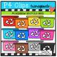 P4 AMAZING 8 RAINBOW BUNDLE #3 (P4 Clips Trioriginals Clip Art)