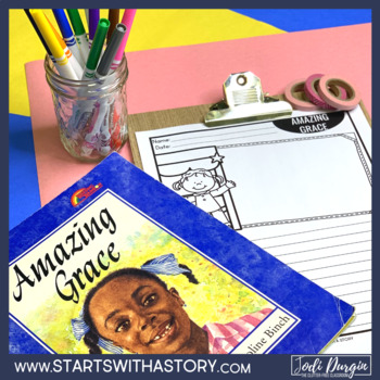 Amazing Grace Activities and Read Aloud Lessons