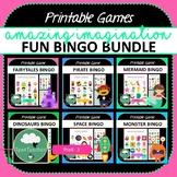 AMAZING IMAGINATION Bingo BUNDLE - Bingo Games Pirates Mer