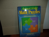 AMAZING MATH PUZZLERS   ISBN0-439-21008-9  (SET OF 2)