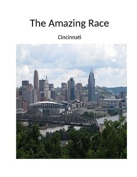 AMAZING RACE TO THE OHIO ACHIEVEMENT ASSESSMENT (OAA)