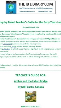 AMBER AND THE FALLEN BRIDGE EYP and PYP Bundle