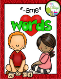 -ame word family
