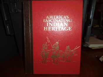AMERICA  FASCINATING INDIAN HERITAGE