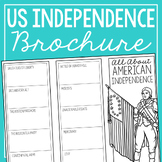 AMERICAN INDEPENDENCE Research Brochure Template, American