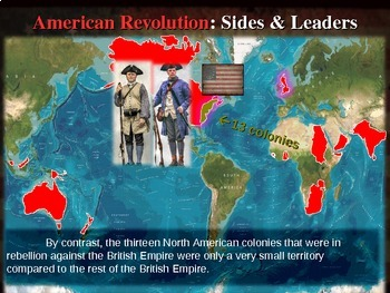 AMERICAN REVOLUTION! EPIC Bundle (21 PPTs, primary sources and other resources)