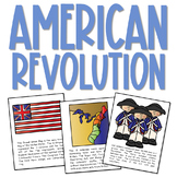 AMERICAN REVOLUTION Posters   Coloring Book Pages   American History Project