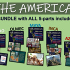 AMERICAS UNIT (ALL 5 PARTS) epic, engaging 110-slide PPT