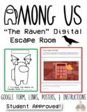 "AMONG US ""The Raven"" Digital Escape Room"