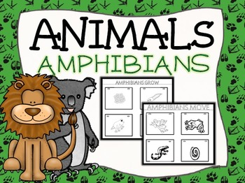 Amphibian Interactive Journal
