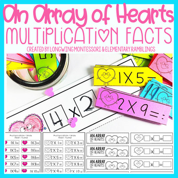 Multiplication Facts: An Array of Hearts