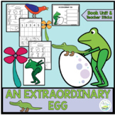 AN EXTRAORDINARY EGG LEO LIONNI BOOK UNIT AND TEACHER PUPP