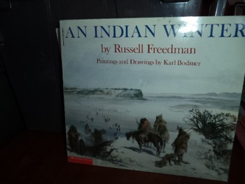 AN INDIAN WINTER   ISBN 0-590-48070-7