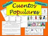 ANALISIS Y CREACION DE CUENTOS POPULARES PARA CUALQUIER CU