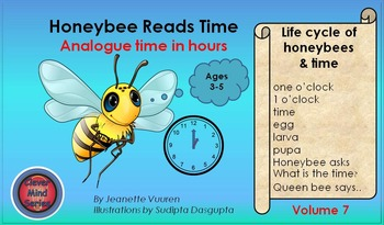 ANALOGUE TIME: HONEYBEE READS TIME VOLUME 7