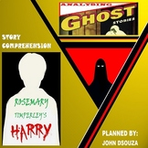 HARRY: ANALYZING GHOST STORIES - LESSONS AND RESOURCES
