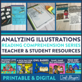 ANALYZING ILLUSTRATIONS read aloud lessons and activities