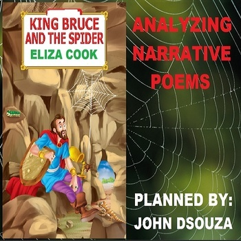 ANALYZING NARRATIVE POEMS: LESSON PLANS & RESOURCES