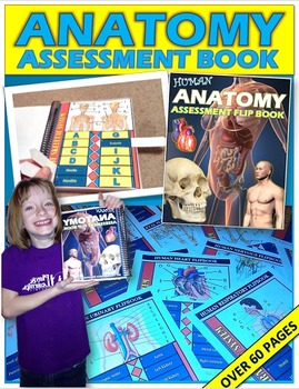 ANATOMY ASSESSMENT BOOK