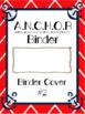 ANCHOR Binder Daily Communication Set