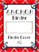 ANCHOR Binder Daily Communication Set