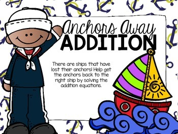 ANCHORS AWAY ADDITION