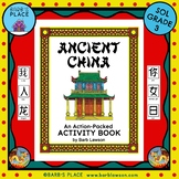 ANCIENT CHINA: Action-Packed Activity Book