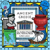 ANCIENT GREECE: Action-Packed Activity Book