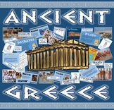 ANCIENT GREECE - GREEKS - HISTORY KEY STAGE 2 ATHENS SPARTA GODS MYTHOLOGY