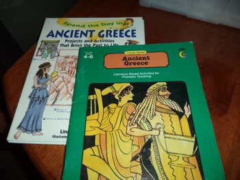 ANCIENT GREECE      (SET OF 2)