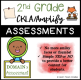 ANCIENT GREEK CIVILIZATIONS CKLA Domain 3 Assessments 2nd Grade